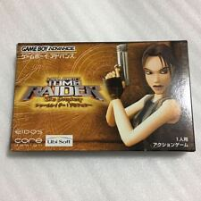 GBA GAME BOY ADVANCE TOMB RAIDER THE PROFECY IMPORT NEW SEALED