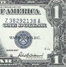 New Listing1957 $1 Blue Seal Silver Certificate Uncirculated! Old Us Paper Money Currency!