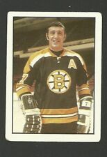 Phil Esposito Boston Bruins Vintage European HOCKEY Card