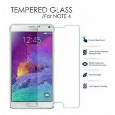 TEMPERED GLASS ANTI-SCRATCH SCREEN PROTECTOR FOR SAMSUNG GALAXY NOTE 4