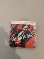 (NO DISCS) John Wick 1 & 2 Mini Steelbook Gamestop Exclusive Sold Out Sealed
