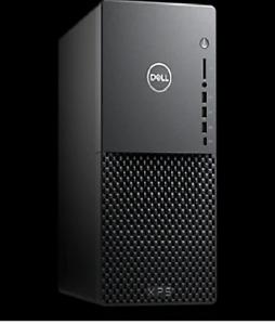 NEW DELL XPS 8940 Desktop i5-10400 8GB 512GB SSD Win10 Home GTX 1660 SUPER 6GB