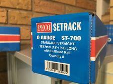 More details for st-700 setrack straight - o gauge