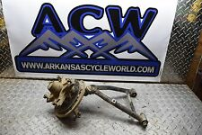 X2-2 LEFT A ARM WITH HUB KNUCKLE 91 KAWASAKI  MOJAVE KSF 250 1991 2X4 FREE SHIP