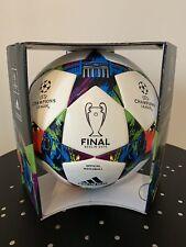 Adidas CL Finale Berlin Final Matchball OMB 2015 New Champions League CL w. Box