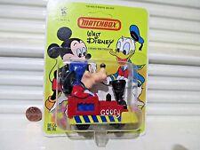 Lesney Matchbox 1980 Walt Disney WD10 GOOFY'S TRAIN Mint in C9 Mint Bubble Pack