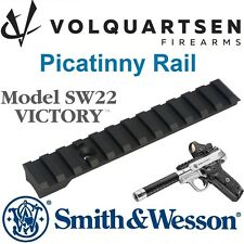 VOLQUARTSEN S&W Smith Wesson Victory SW22 SW-22 Picatinny Scope Rail base mount