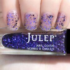 NEW! Julep nail polish VIOLETTE 0.27fl.oz. Twilight Sky Multidimensional Glitter