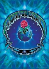 GRATEFUL DEAD - EARTH ROSE POSTER 19x27 - MUSIC BAND 9965