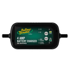 Battery Tender® 6V/12V, 4A Selectable Lead Acid & Lithium Battery Charger