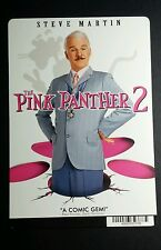 THE PINK PANTHER 2 MARTIN PAW PRINT HOLE MINI POSTER BACKER CARD (NOT a movie )