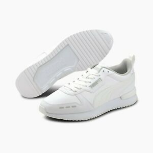 PUMA R78 SL Sneakers Color Puma White  New with box  Free Shipping