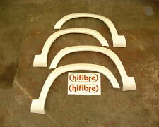 PEUGEOT 205 RALLYE - set of WHEEL ARCHES in GRP