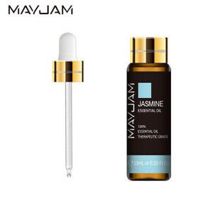 MAYJAM 10ml Essential Oil Pure Fragrances Oil Therapeutic Grade Oil Soap Making
