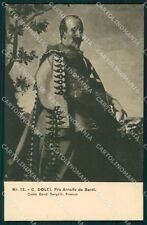Firenze Città Mostra Ritratto Italiano 1911 Dolci cartolina XB5056