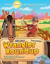 Wrangler Roundup: Finding Jesus in the Stories of Moses (13 Week Curriculum), Go
