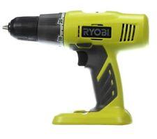 Ryobi P209 18V 18-Volt ONE+ Lithium-Ion Starter Drill Kit, Bare Tool Only