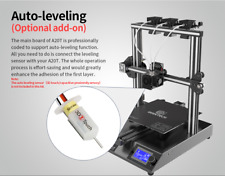 Updated A20T 3-in-1-out Extruder Mix Color 3D Printer FDM Fit Leveling and Wifi