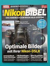 Digital Photo Special Issue ausg.2/2016 nikon-bibel, handb. to Nikon dslr-system