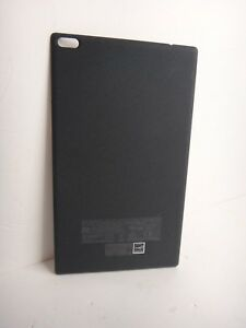 OEM LENOVO TAB 4 TB-8504F REPLACEMENT BLACK BACK COVER HOUSING DOOR OEM LENOVO