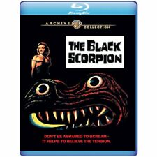 The Black Scorpion 1957 (Blu-ray) Richard Denning, Mara Corday - New!