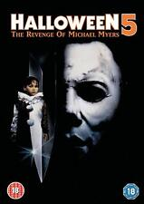 Halloween 5: The Revenge of Michael Myers (DVD) Donald Pleasence, Don Shanks