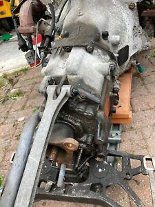 JAGUAR S TYPE V6  GEARBOX (to 2007) GETRAG 221.0.0253  4610.0./01  226  KIT CAR?