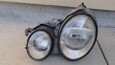 d61004 Mercedes CLK320 CLK430 1999 2000 2001 2002 LH xenon HID headlight OEM
