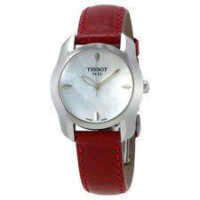 Tissot T-Wave Mother of Pearl Dial Ladies Watch T023.210.16.111.01