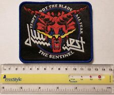 JUDAS PRIEST  - Limited edition patch -WOVEN SEW ON PATCH - free shipping