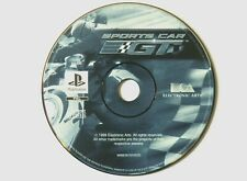 49078 Sports Car GT - Sony PS1 Playstation 1 (1999) SLES 01361