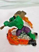 Hulk - Parts only Figurine Marvel Avengers 2005 Toy Biz Marvel Heroes Hulk