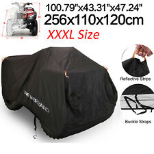 NEVERLAND 100'' XXXL Size ATV Cover Storage Bag Rain Dust Waterproof Protective