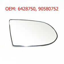 Right Mirror Glass Exterior Mirror Heated Driver Side For Opel Vauxhall Zafira A