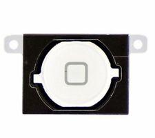 Tasto home bianco button bottone centrale pulsante cursore per apple iphone 4s
