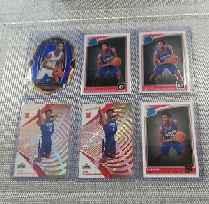 2018-19 ROOKIE RATED PRIZM SELECT REVOLUTION OPTIC Shai GILGEOUS-ALEXANDER lot 6