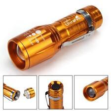 Nuevo Portátil 2200 Lumens CREE XM-L T6 Linterna LED Gran Potencia linterna Zoom