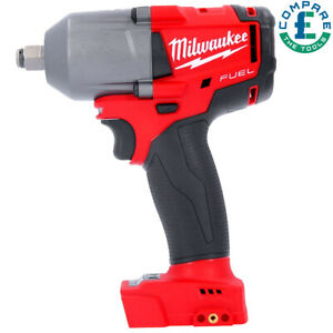 """Milwaukee M18FMTIWF12 M18 FUEL Mid-Torque 1/2"""" Impact Wrench Body Only"""