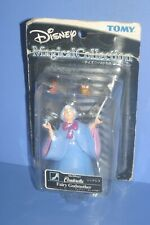 DISNEY Cinderella Fairy Godmother Magical Collection Figure 046 Tomy #2 Jack&Gus
