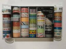 Washi Masking Decorative Tape - Mixed Lot - Grab Bag - Scrapbook Planner Decor