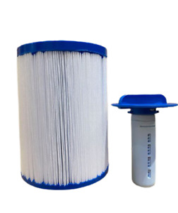 DL714 Hot Tub Filter Cartridge BUILTIN dispenser HSG282 Sanistream 6CH-950 PWW50