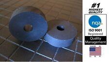 "Rubber Anti-vibration Washer  1"" OD x 1/4"" ID x 5/16"" Thick (Item# X19-20)"