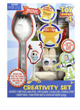 Toy Story 4 Creativity Set Make Your Own FORKY Figure Sheriff Badge Buzz CRAFT