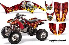 AMR Racing Honda TRX 400 EX Graphic Kit Wrap Quad Decal ATV 1999-2007 MOTORHD R