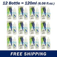 12x15ml (0.5 oz) Alcon TEARS NATURALE II Lubricant Artificial Eye Drop Polyquad