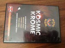 Kosmic Krome - Craig Fraser (DVD 2006) Airbrush House Of Kolor