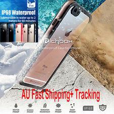 Richbox iPhone 6 6s 8 Plus life Guarantee Waterproof Case Dust Shock proof Cover