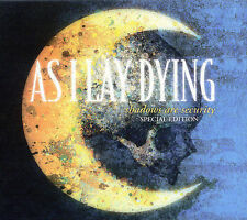 Shadows Are Security (Special Edition) by As I Lay Dying (CD,/DVD BRAND NEW