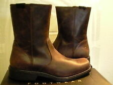 Mens Harley Davidson riding boots brown Darine size 8 us new with box