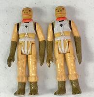 Vintage Kenner Star Wars ESB Lot Bossk Bounty Hunter